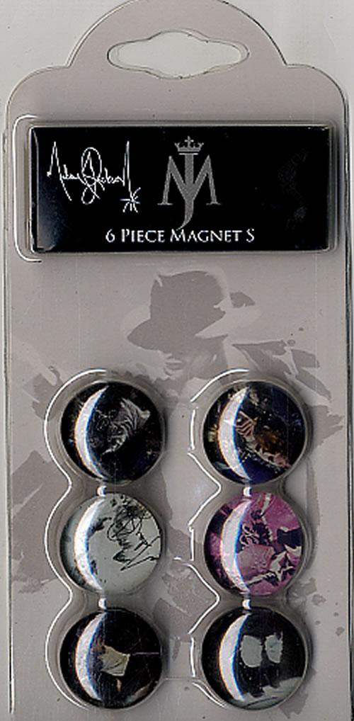 6 Piece Magnet Set