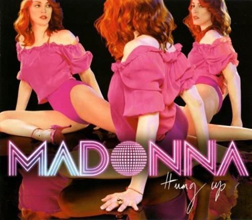 Madonna - Hung Up - Cd2