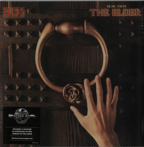 Kiss - Music From The Elder - 180gm