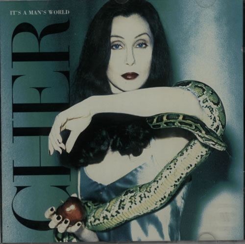 Cher - It's A Man's World Record