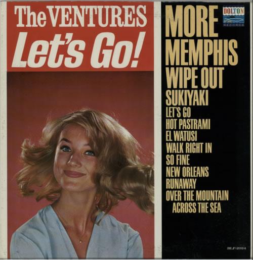 Ventures - Let's Go Album