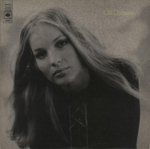 Coltrane, Chi - Chi Coltrane LP