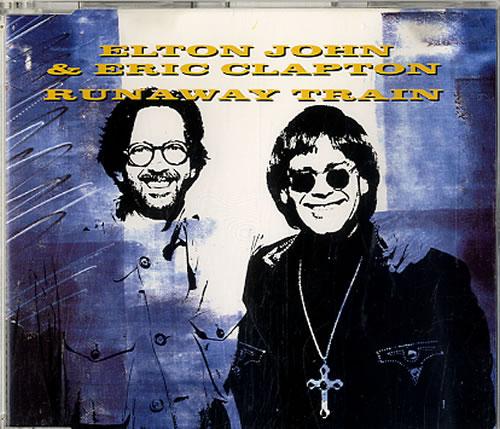 John, Elton - Runaway Train - 4-track