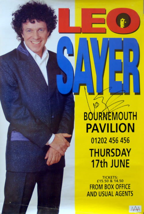 Bournemouth Pavilion 17th June