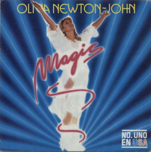 Newton John, Olivia - Magic - Epic
