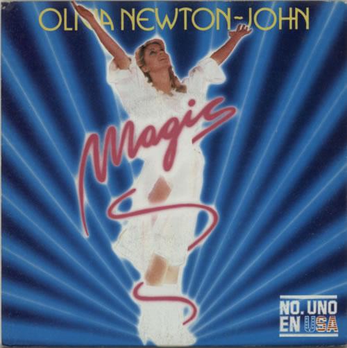 Newton John, Olivia - Magic - Jet