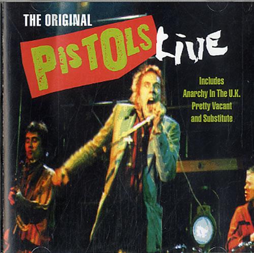 Sex Pistols - The Original Pistols - Live
