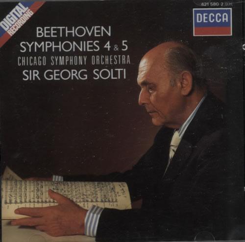 Beethoven, Ludwig Van - Symphonies 4 & 5