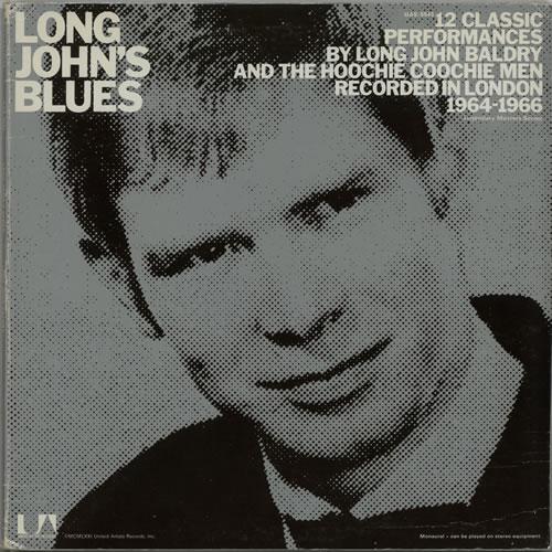 Baldry, Long John - Long John's Blues