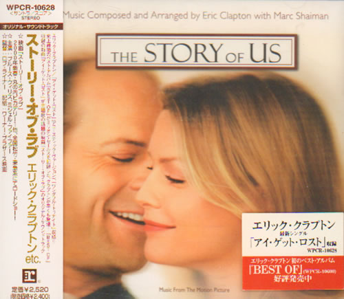 Clapton, Eric - The Story Of Us