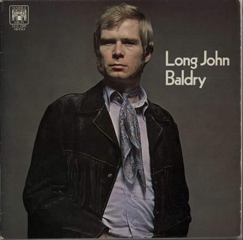 Baldry, Long John - Long John Baldry Record
