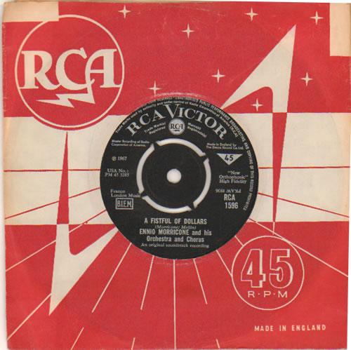 Morricone, Ennio - A Fistful Of Dollars Album