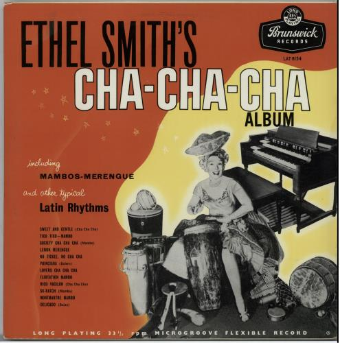 Smith, Ethel - Ethel Smith's Cha Cha Cha Album
