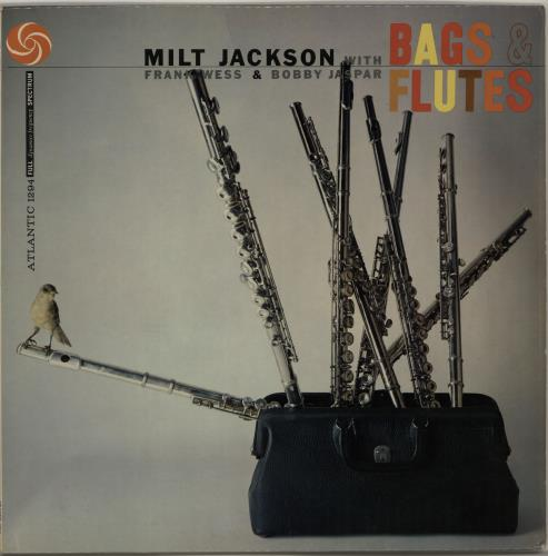 Jackson, Milt - Bags & Flutes - 1st