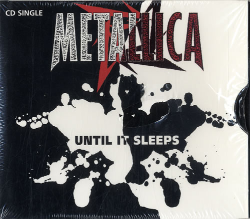 Metallica - Until It Sleeps CD