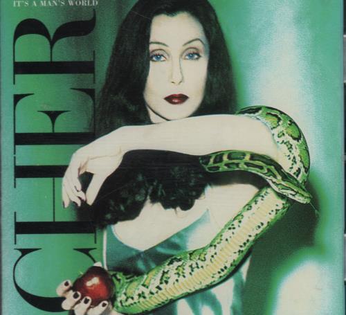 Cher - It's A Man's World CD