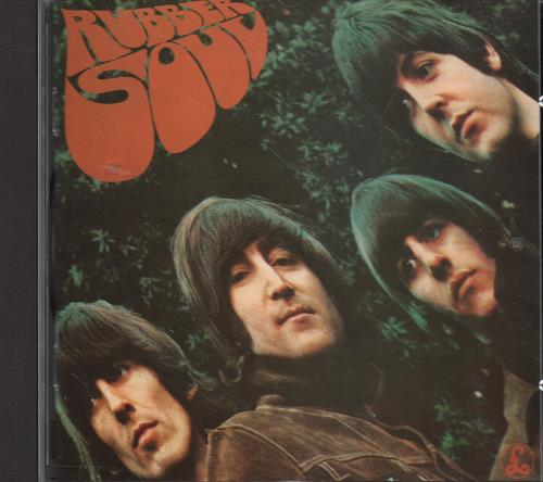 Beatles - Rubber Soul CD