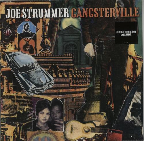 Strummer, Joe - Gangsterville - Rsd 16 - Sealed