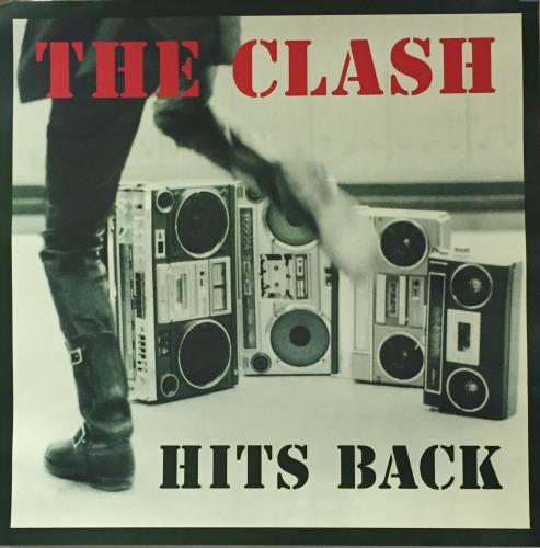 Clash - Hits Back Album