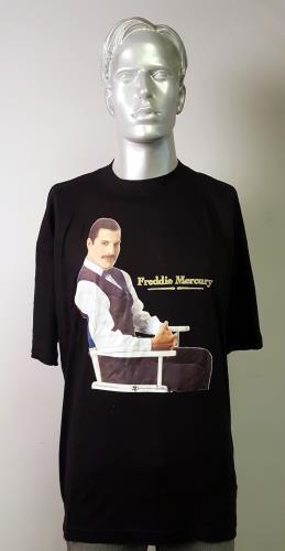 Mercury, Freddie - The Freddie Mercury Album - Xl