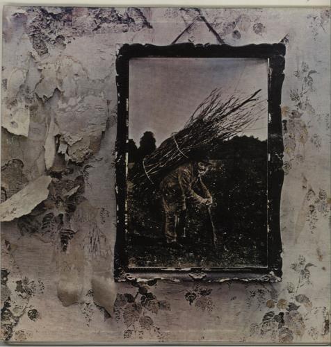 Led Zeppelin - Led Zeppelin - Barcoded P/s