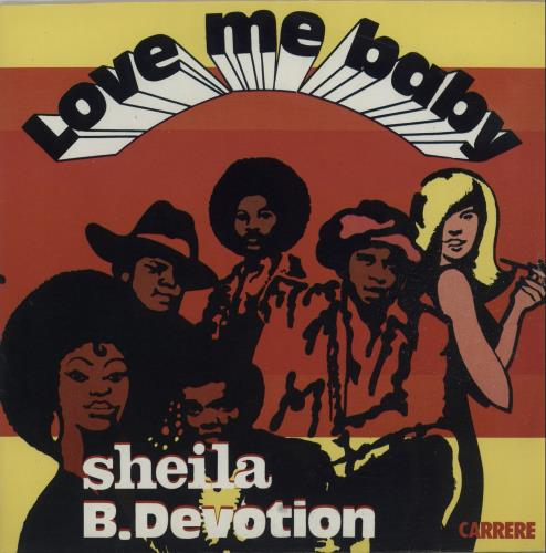 Sheila & B Devotion - Love Me Baby Album