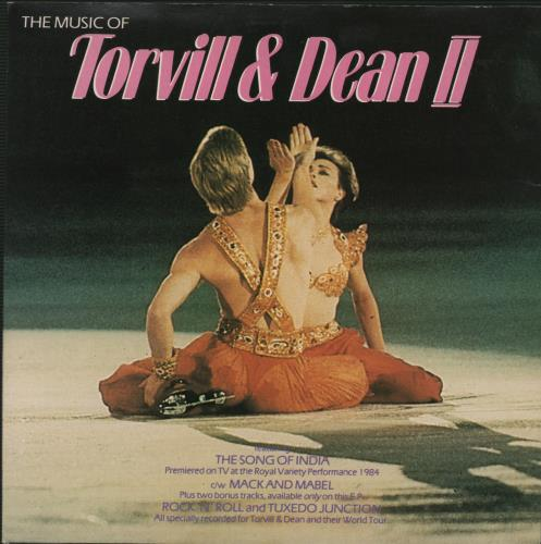 The Music Of Torvill And Dean Ii