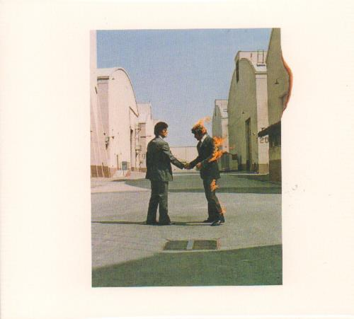 Pink Floyd - Wish You Were Here Album