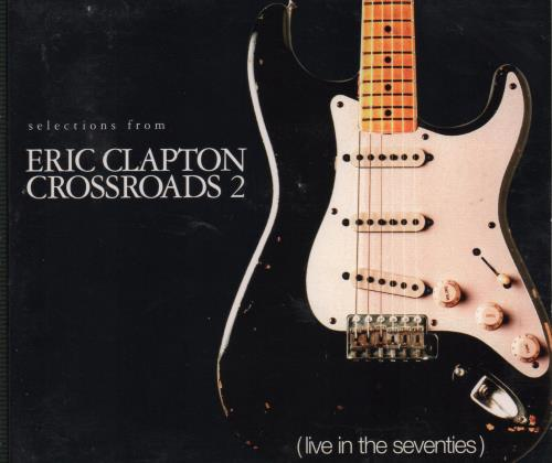 Clapton, Eric - Selections From Crossroads 2 Album