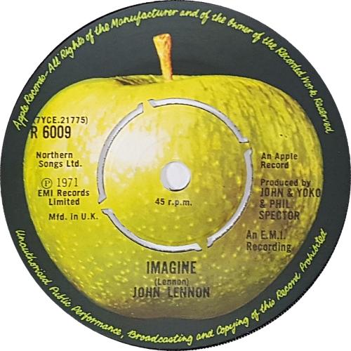Lennon, John - Imagine - 4pr