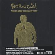 Fatboy slim dont let the man get you down / mi bebe masoquista (remixes) skint records skint 91x