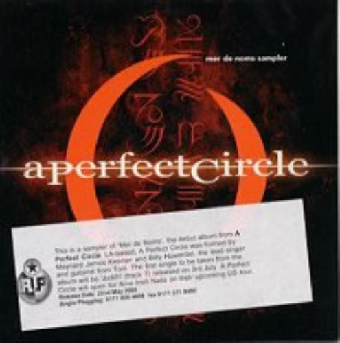 A Perfect Circle Mer De Noms Vinyl Records Lp Cd On
