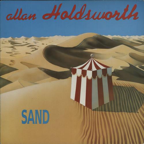 HOLDSWORTH, ALLAN - Sand - Maxi 33T