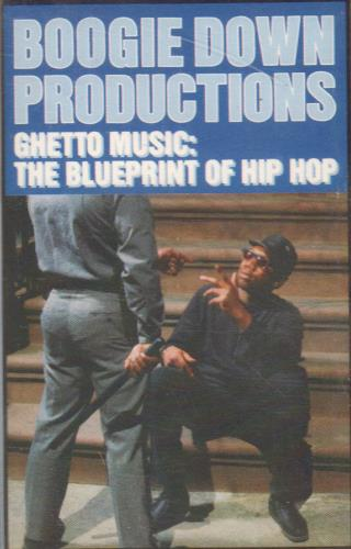 BOOGIE DOWN PRODUCTIONS - Ghetto Music: The Blueprint Of Hip Hop - Autres