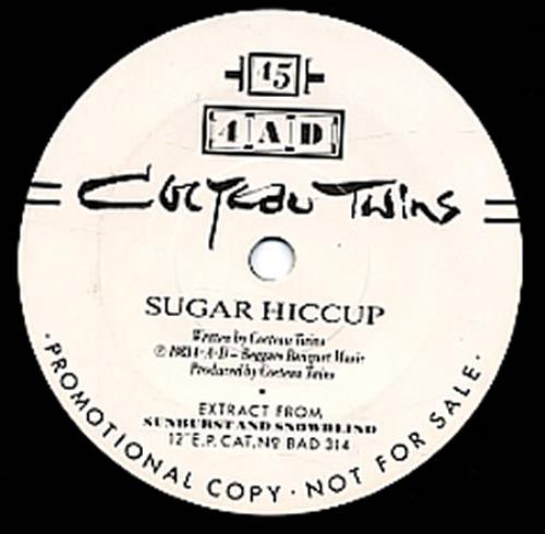 cocteau twins sugar hiccup