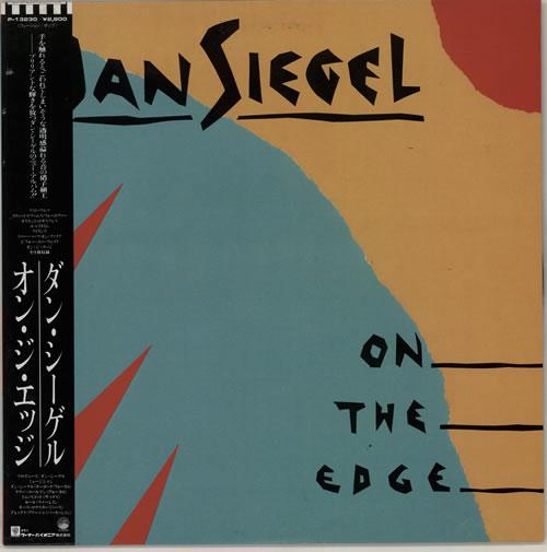 SIEGEL, DAN - On The Edge - Maxi 33T