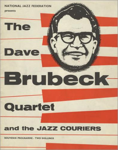 BRUBECK, DAVE - National Jazz Federation Presents - Autres