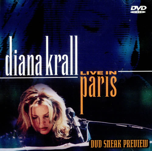 Diana Krall Live In Paris Vinyl Records Lp Cd On Cdandlp