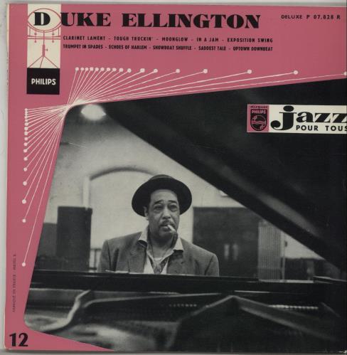 ELLINGTON, DUKE - Duke Ellington - Maxi 33T