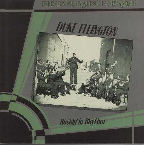ELLINGTON, DUKE - Rockin' In Rhythm - Maxi 33T