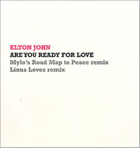 Elton john - альбом are you ready for love