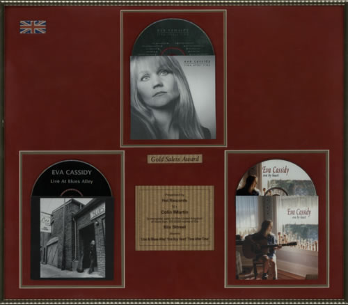 EVA CASSIDY - Live At Blues Alley / Eva By Heart / Time After Time - Autres
