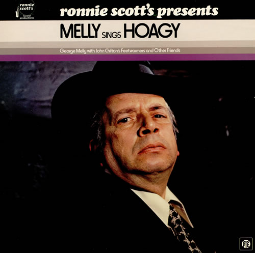 MELLY, GEORGE - Melly Sings Hoagy - Maxi 33T