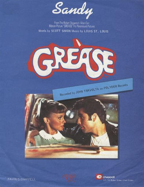 GREASE - Sandy - Autres
