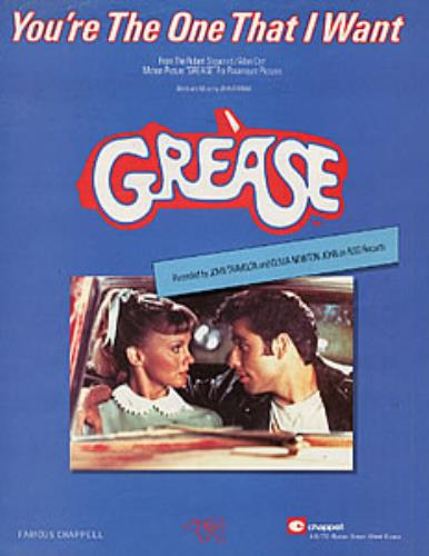 GREASE - You're The One That I Want - Autres