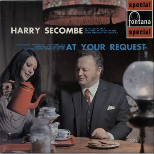 HARRY SECOMBE - At Your Request - Maxi 33T