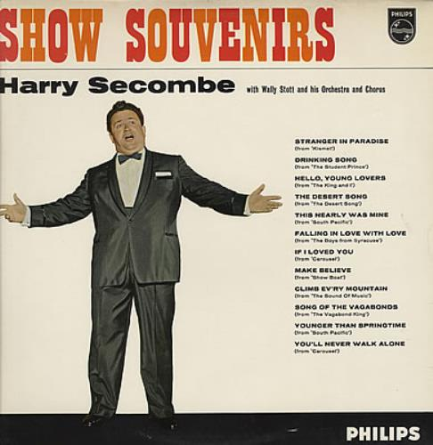 HARRY SECOMBE - Show Souvenirs - Maxi 33T