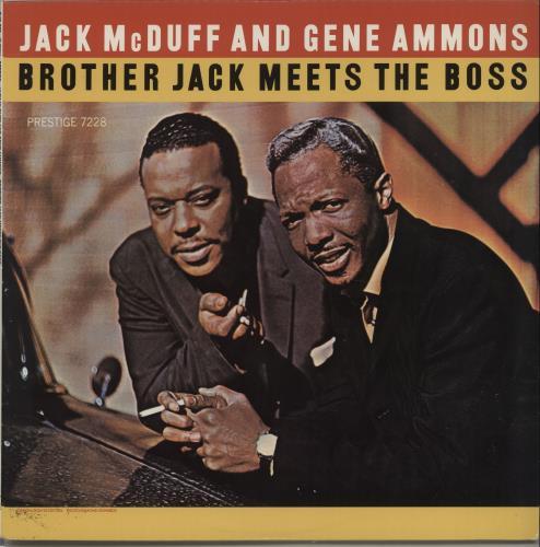 The Brother Jack McDuff Quartet The Concert McDuff