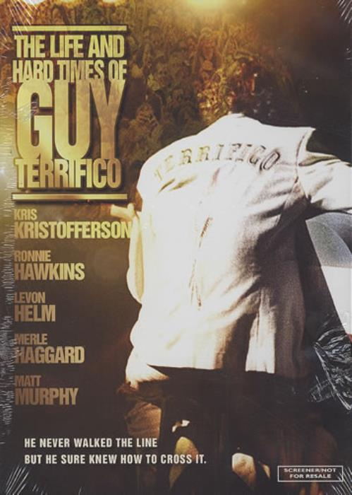 KRISTOFFERSON, KRIS - The Life And Hard Times Of Guy Terrifico - DVD