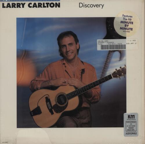 CARLTON, LARRY - Discovery - Maxi 33T